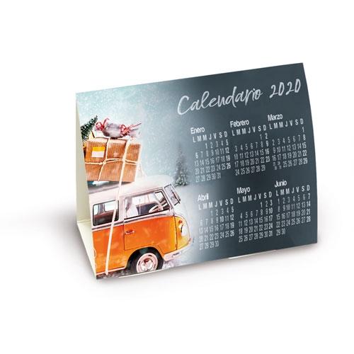 calendarios promocionales