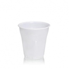 Vaso Desechable Blanco 160cc