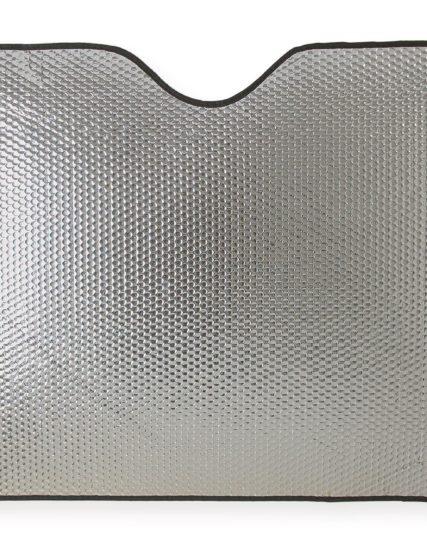 Parasol grande metalizado doble cara
