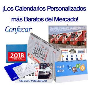 promociones calendarios marcaje incluido
