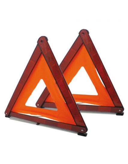 triángulo de emergencia, triángulo homologado, triángulo de seguridad, triángulo seguridad vial